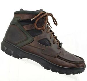 Tentáculo cubrir maquinilla de afeitar  Timberland 90's Mens Size 10M Gore Tex Waterproof Leather Moc Toe Boots  39001 | eBay