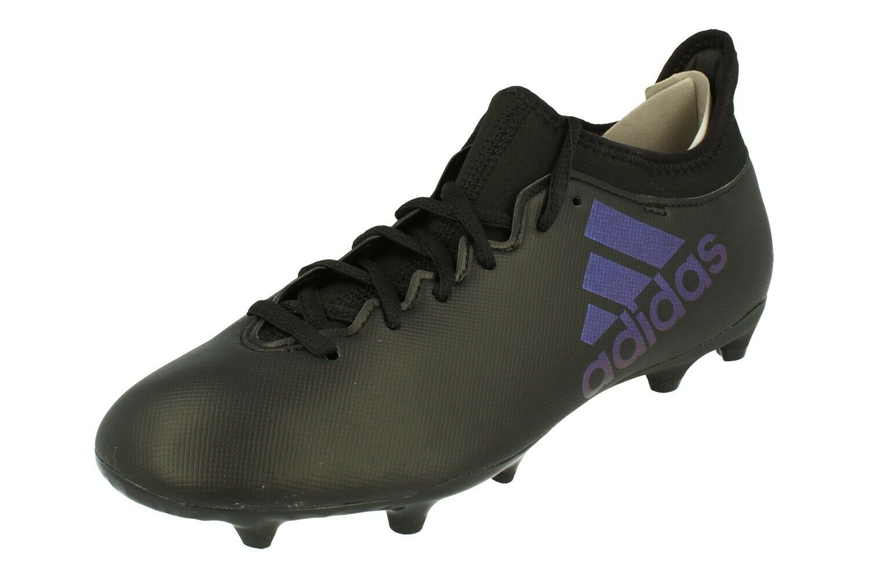 Adidas X 17.3 Fg botas Fútbol Hombre Fútbol Tacos S82364