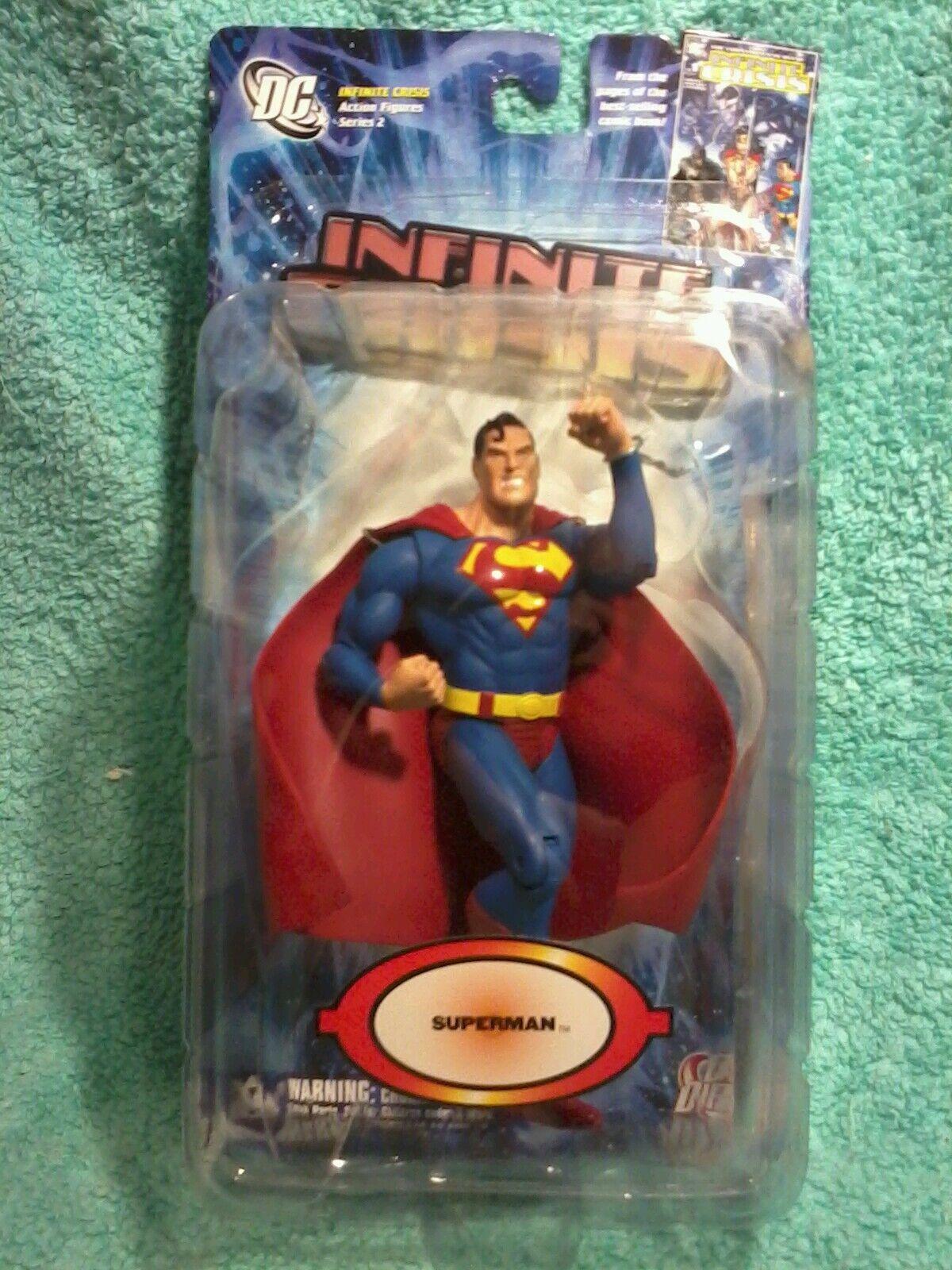 Supermaninfinite crisis dc direkte abbildung neue