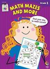 Math Mazes and More, Grade 1 by Creative Teaching Press (Paperback / softback, 2012)