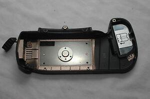 Original Nikon D50 Placa Base Cubierta Inferior-Pieza de reparación-Réflex Digital-Negro