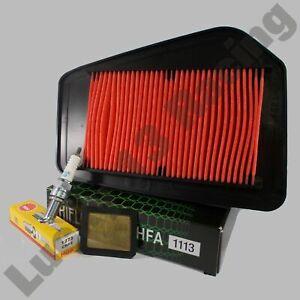 Service-Kit-Honda-CBR-125-R-RS-RT-RW-Repsol-Oil-and-Air-filter-spark-plug-NO-OIL