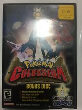 Pokémon Colosseum Bonus Disc Gift Jirachi