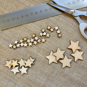 Wooden-MINI-STAR-embellishments-for-cardmaking-scrapbooking-art-craft-projects
