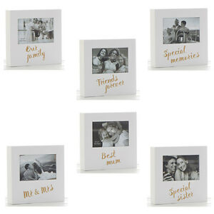 Photo-Frame-Picture-Box-Occasion-Sister-Mum-Mr-amp-Mrs-Family-Friends-Memories