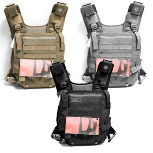 3acf2dbf2 Image is loading Mens-Mission-Critical-Military-Tactical-Baby-Carrier-Front-