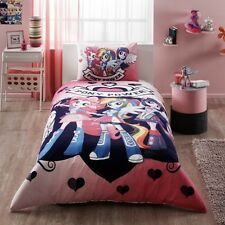 My Little Pony Equestria Girls Cotton Bedding Set Duvet Cover Set Single Twin