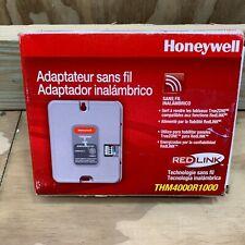 THERMOSTAT INTERFACE ADAPTER HONEYWELL THM4000R1000 WIRELESS RF INTERFACE