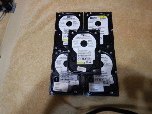 """Western Digital 381648-001 WD800JD-60LSA0 3.5/"""" SATA HARDDRIVE"""