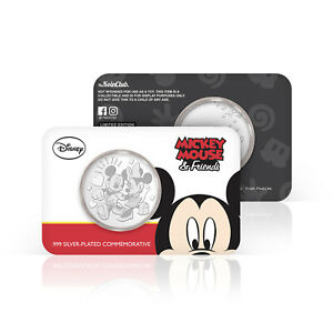 Disney-Gifts-Mickey-and-Minnie-Mouse-Official-Limited-Edition-Collectable-Coin