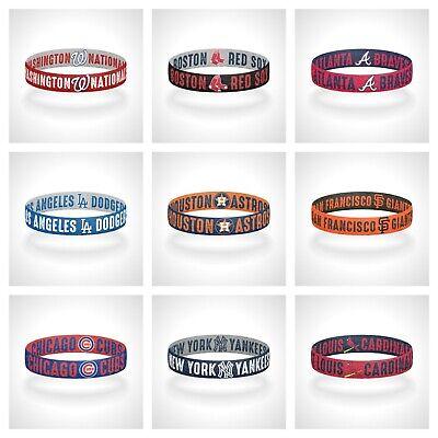 Reversible Miami Marlins Bracelet Wristband