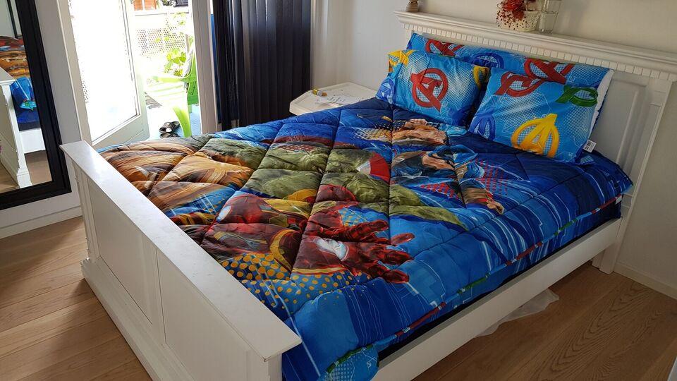 1½ seng, Romance seng fra ILVA, b: 140 l: 200
