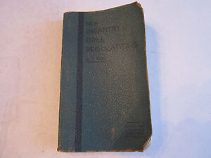 1941-THE-NEW-INFANTRY-DRILL-REGULATIONS-BOOK-TUB-B