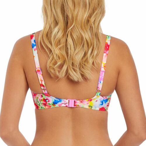 Freya maillots de bain Endless Summer Non Rembourré Plongeant Haut de bikini Confettis 2965