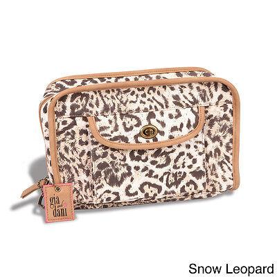 GIGI HILL GIA AND DANI MILEAH TRAVEL MAKE UP BAG NWT   eBay