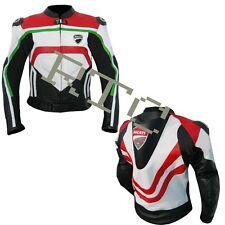 Ducati Rossi Motogp Ducati 2014 Motorbike Leather Jacket