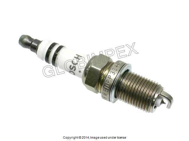 Automotive Spark Plugs & Glow Plugs Set of 8 Mercedes R129 W140 SL500 CL500 CL600 Spark Plug-Bosch FR 0031598103
