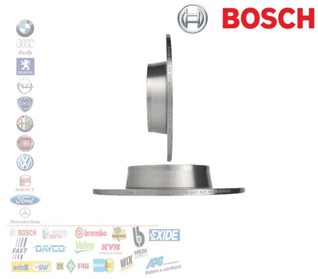 DISCHI FRENO POSTERIORI AUDI AI A3 SPORTBACK Q2 SEAT LEON VW T-ROC GOLF VIII 2.0