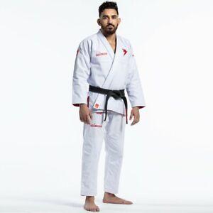 ec71ade61 Storm Stealth Matrix II BJJ Gi White Jiu Jitsu Kimono Uniform Grappling