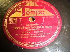 3/1 Rudi Schuricke - Melodia ( Hörst du mein heimliches rufen ) - Zarina ( Sarin