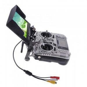 Image Is Loading Carbon Fibre Display Monitor Holder FPV Screen For