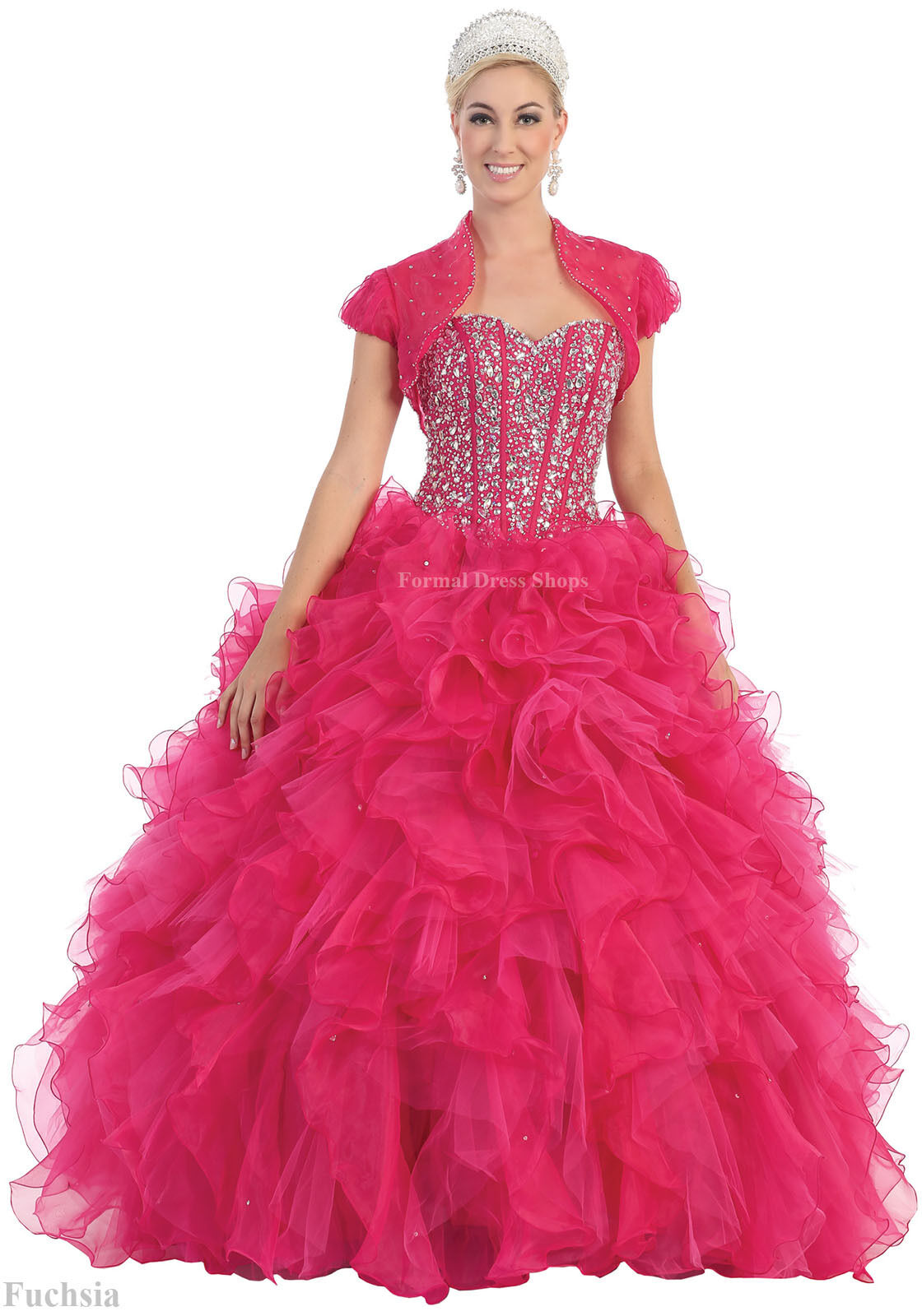 Sale Masquerade Quinceanera Ball Dress Pageant Military Wedding Sweet 16 Gowns Ebay