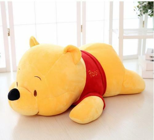 Big Large Stuffing Winnie the Puh Bear mjuk Plush bebis ungar Söta Leksaker Docka 65CM