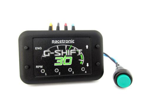 Launch Control and No Lift Shift Racetronic GS30 Rev Limiter WOT Shifter