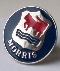 MORRIS-ENAMEL-LAPEL-PIN-BADGE-CAP-BADGE