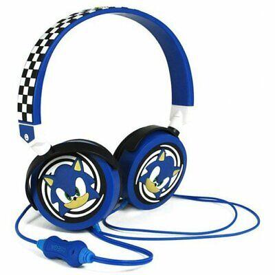 Sonic The Hedgehog Multi Device Stereo Headphones Jazwares New Rare Ebay
