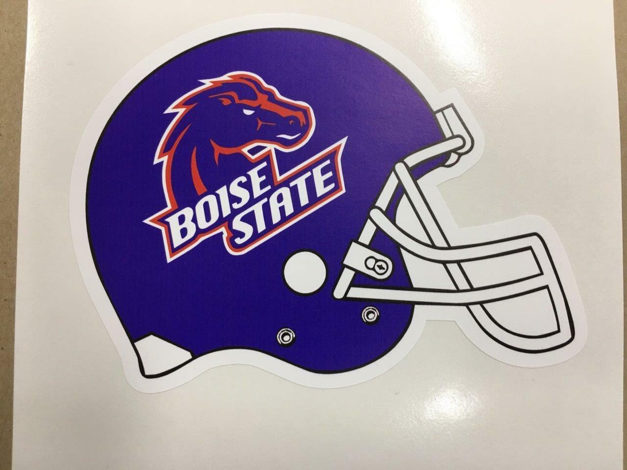 Boise  State cornhole board or vehicle decal(s)BS5  discount low price
