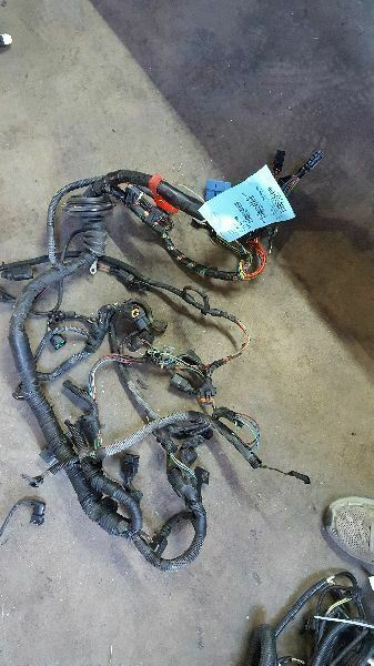2006 Kia Sorento 3 5l Manual Trans Engine Wire Wiring