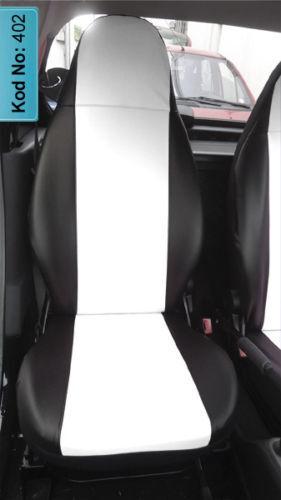 Mesure housses de protection Housse de siège sitzbezüge smart 451 Fortwo cabriolet//coupé 402