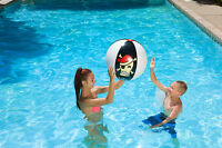 "Poolmaster 24"" Inflatable Pirate Play Swimming Pool Ball - 81127"