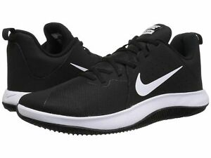 c1f06a07f9bb New Nike FLY BY LOW Basketball Shoes 908973-001 Black White Men s ...