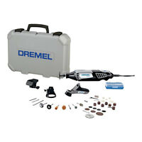 High Performance Rotary Tool Kit With 34 Accessories Dremel 4000-3/34
