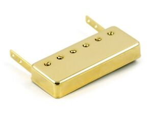 Kent Armstrong Archtop JAZZ Guitar Pickup GOLD floating NECK MOUNT Johnny Smith
