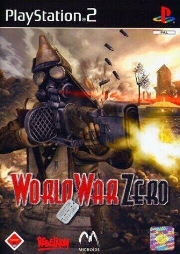 PS2 / Sony Playstation 2 juego - World War Zero en el embalaje usado