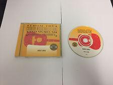 NASHVILLE KARENS SONGS COUNTRY MUSIC HALL OF FAME 4 TRK CD