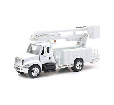 NewRay 15913E 1 43 Utility International Maintenance Truck White New Ray