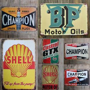 Cartel-De-Placa-de-Metal-Retro-Signo-de-estano-Pub-Barra-De-Cocina-Vintage-Club-de-pared-Home-Decor