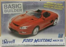 FORD MUSTANG MACH III 3 CONCEPT SHOW CAR SEALED REVELL MODEL KIT