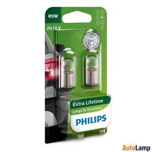 PHILIPS-R5W-LongLife-EcoVision-Bombilla-Interior-y-senalizacion-Set-12821LLECOB2