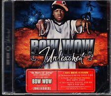 Bow Wow - Unleashed SONY MUSIC KOREA 2003  Sealed $2.99 Ship