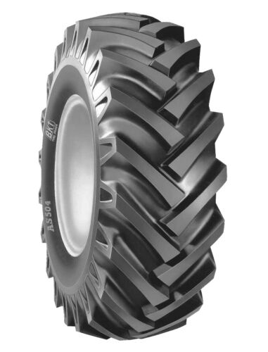 TT Tractor Tires 4 New BKT Implement-AS504 5-15 Load 6 Ply