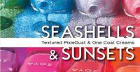 Zoya Sunsets And Seashells 2016 Collection Shades Nail Polish Lacquer