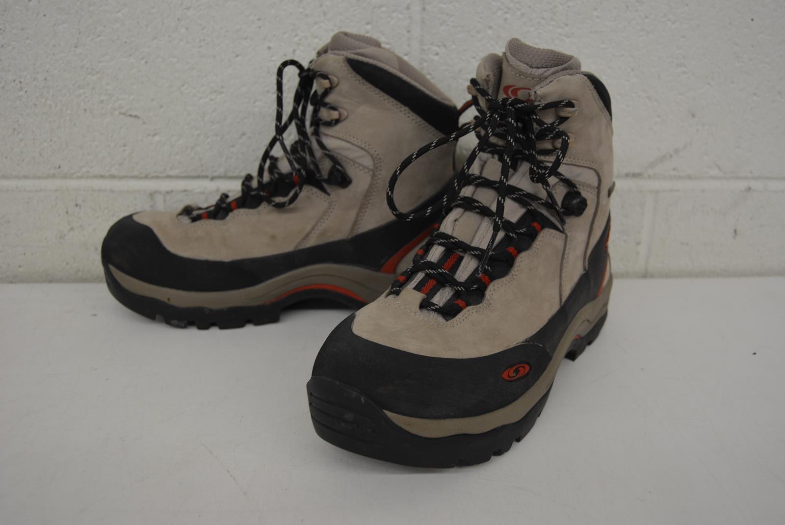 Salomon High-Quality Gore-Tex Padded Winter Hiking Hiking Hiking Boots US Women's 7.5 39 1 3 8d2add