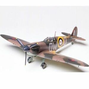 Tamiya-61032-1-48-Supermarine-Spitfire-MK1-Fighter-Aircraft-Plastic-Model-Kit