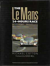 Le Mans 24-Hours Race by Cotton covers 1923-1988 inc. winners & circuit changes
