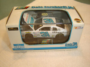 3-Dale-Earnhardt-Jr-1997-SIKKENS-White-1-64-REVELL-H-O-W-Case-New